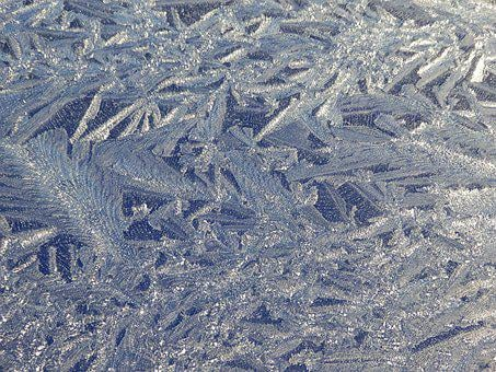 Frost, Jack Frost, Winter, Ice, Cold, Design, Feather
