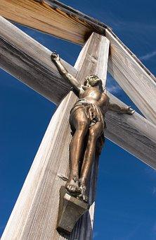 Sky, Architecture, Crucifix, Jesus, Die, Death