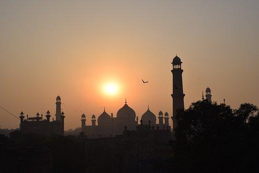 Sunset, Dawn, Sky, City, Architecture, Dusk, Cityscape