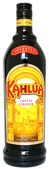 Liquor, Alcohol, Drink, Cups, Spirits, Elegant, Kalua