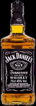 Liquor, Alcohol, Drink, Cups, Spirits, Elegant, Jack