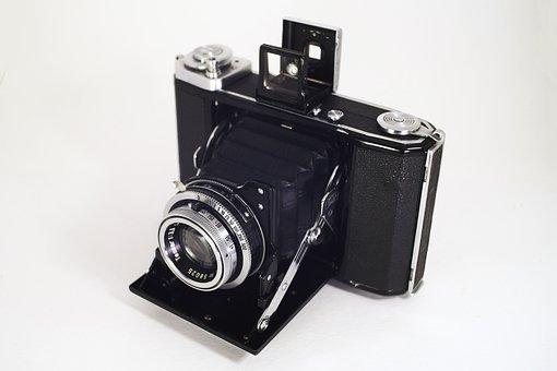 Lens, Equipment, Shutter, Classic, Aperture, Antique