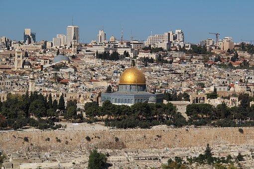 Architecture, Tourism, City, Israel, Jerusalem