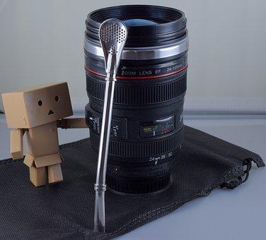 Camera Lens Coffee Cup, Lens, Coffee Mug, Mug Cup