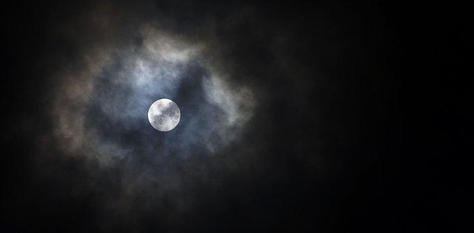 Moon, Astronomy, Desktop, Lunar, Planet, Nature, Space