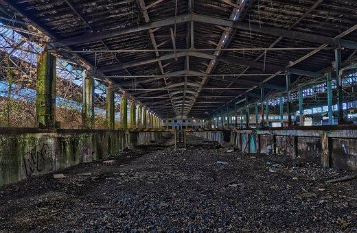 Abandoned, Architecture, Old, Ruin, Lapsed, Break Up