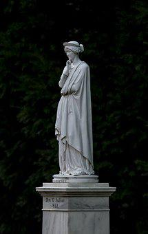 Statue, Sculpture, Monument, Marble, Travel, Stone, Old
