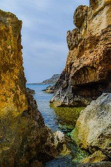 Rocky Coast, Nature, Rock, Cliff, Travel, Landscape