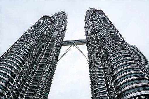 Architecture, Tower, Skyscraper, Large, Company, City