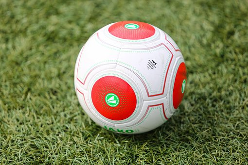 The Ball, Game, Lawn, Sport, Play
