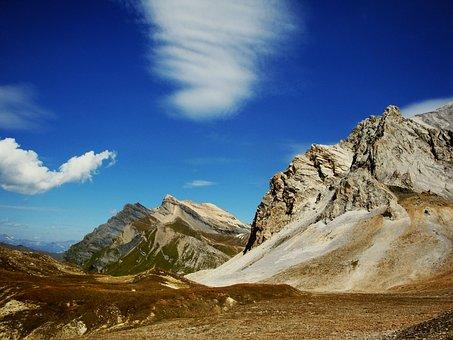 Mountain, Nature, Landscape, Travel, Panorama, Majestic