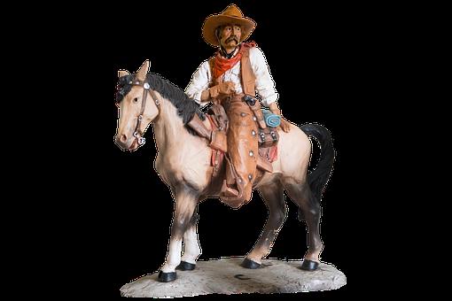 Reiter, Horse, Western