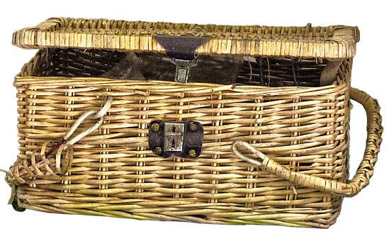 Basket, Picnic Basket, Basket Ware, Wicker Basket