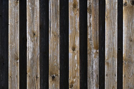 Wood, Boards, Battens, Facade, Wooden Wall, Background