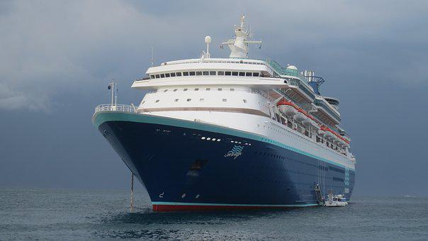 Body Of Water, Sea, Ship, Boat, Ocean, Cruise
