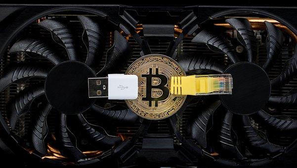 Bitcoin, Cryptocurrency, Blockchain, Money, Virtual