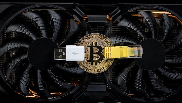 Bitcoin, Cryptocurrency, Blockchain, Money, Virtual