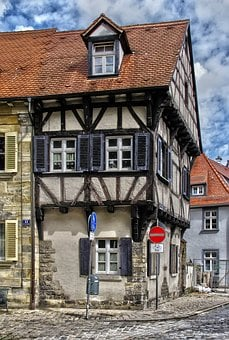 Fachwerkhaus, Historically, Middle Ages, Old Town