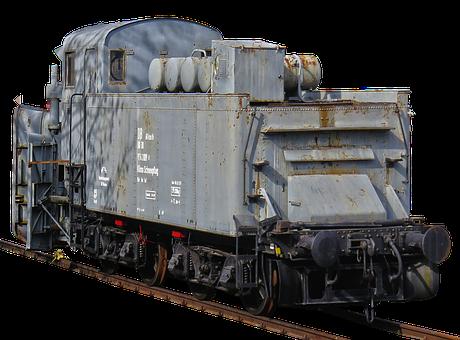 Diesel Locomotive, Snow Plough, Nostalgic, Museum