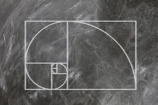 Fibonacci, Spiral, Science, Board, School, Teaching