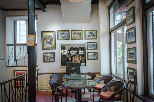 Furniture, Table, Room, Indoors, Window, House, Seat