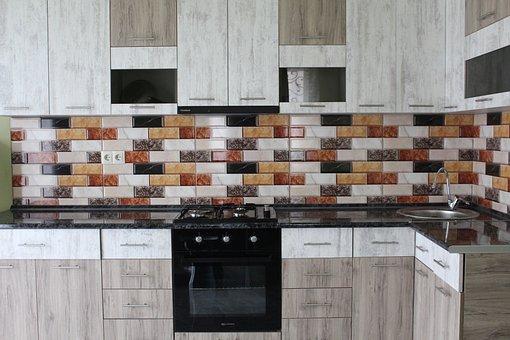 Shelf, Kitchen, Interior, Home Improvement
