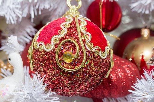 Christmas, Decoration, Winter, Celebration, Shining