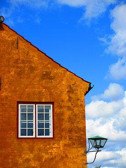 Sky, Home, Architecture, Denmark