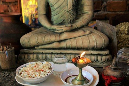 Buddha, Symbol, Religion, Faith, Traditional, Travel