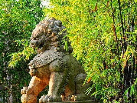 Nature, Statue, Park, Travel, Sculpture, Tropical, Leaf