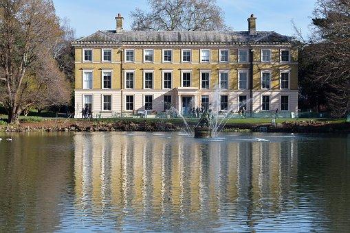 Kew Gardens, Museum N°1, London, United Kingdom, Garden