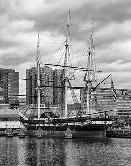 Watercraft, Ship, Transportation System, Boat, Water