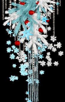 Winter, Christmas, New Year's Eve, Ornament, Season