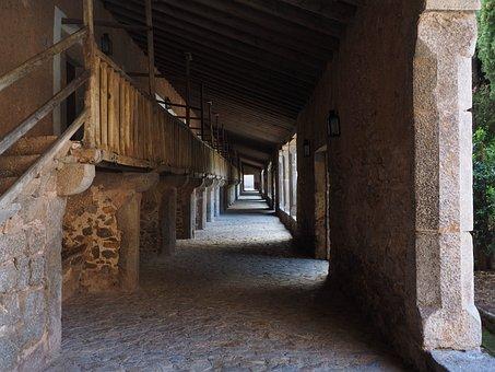 Portico, Gang, Passage, Portico Home, Arcades