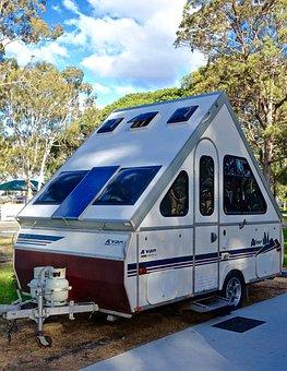 Caravan, Camping, Rv, Campsite, Camper, Campground