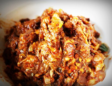 Spicy Chili Paste, Nam Prik, Thai Cuisine, Thai, Chili