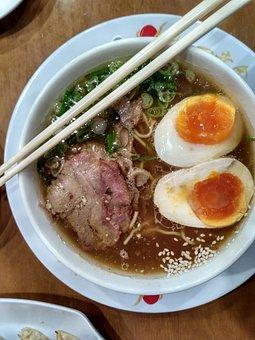 Noodle, Chopstick, Food, Meal, Asian, Delicious