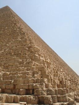 Egypt, Egyptian, Pyramid, Ancient, Landmark, Tourism