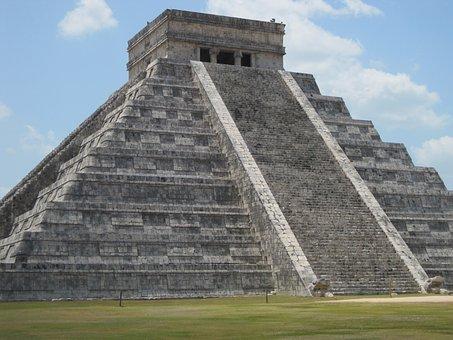 Chichen Itza, Historical, Mayan, Mexico, Archeology