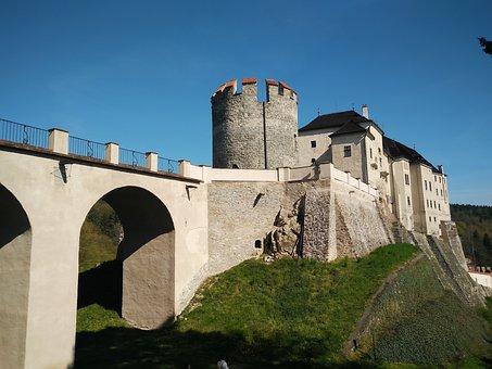 Castle, Sternberk, History, Architecture, Building