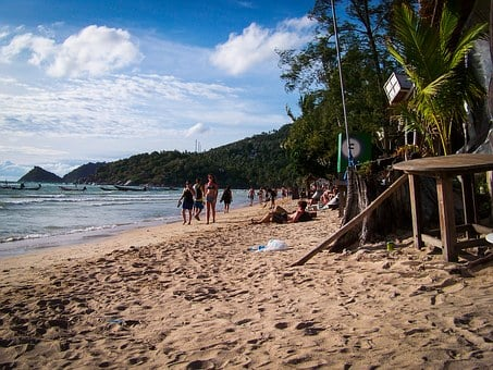 Beach, Beaches, Tropical, Sea, Island, Summer, Sand