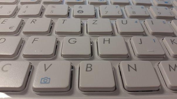 Keyboard, Keys, Computer, Input Device, Input, Text