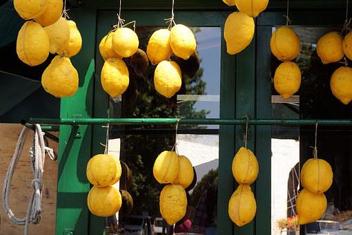 Lemons, Fruits, Sour, Yellow, Fruit, Citrus Fruits