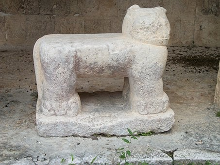 Chichen Itza, Pyramid, Mexico, Mayan, Archeology