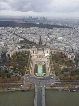 Paris, Eiffel Tower, Tower, Tourism, Tour, City