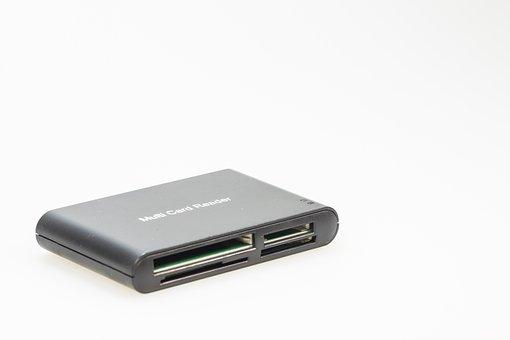 Card Reader, Multi, Card, Sd, Cf, Compact Flash, Usb