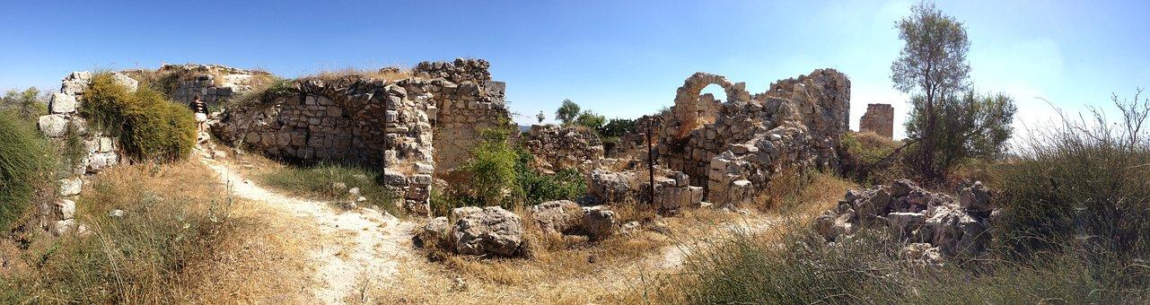 Ruins, Arab, Suba, History, Old, Travel, Architecture