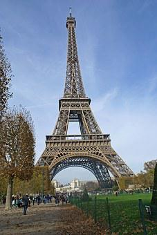 Tower, Eiffel Tower, The Centre Of, Paris, Building