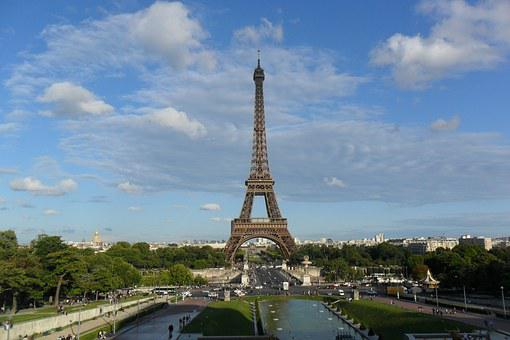 Eiffel Tower, Paris, France, Tower, The Design Of The