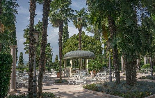Resort, Lake Garda, Sirmione, Villa Cortine Palace